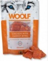 Zobrazit detail - WOOLF Chicken with Carrot Bites 100g
