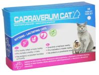 Capraverum Cat Kittens lactating 30 tbl - 1+1 ZDARMA