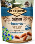 Carnilove Dog Crunchy Snack Salmon&Blueberries 200g