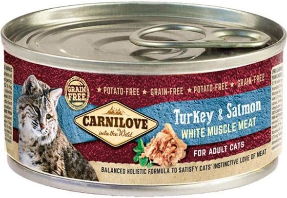 Carnilove White Muscle Meat Duck&Pheasant Cats 100 g