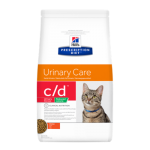Hill's Prescription Diet Feline C/D Urinary Stress 4 kg