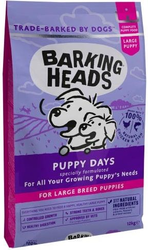 PUPPY DAYS NEW (Large Breed)