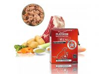 PLATINUM NATURAL MENU beef + chicken 375g