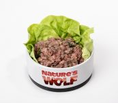 NATURES WOLF B.A.R.F BEEF COMPLET 250g