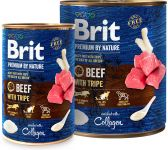 Brit Premium by Nature Beef with Tripe 800 g