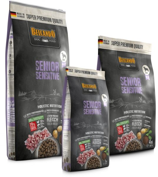 Belcando Senior Sensitive 4 kg