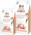Brit Care Cat Grain-Free SENSITIVE HEALTHY DIGESTION AND DELICATE TASTE
