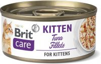 Brit Care Cat TUNA FILLETS for Kittens 70g