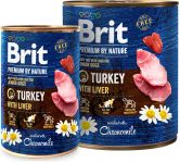Brit Premium by Nature Turkey with Liver 400 g