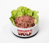 NATURES WOLF B.A.R.F RABBIT & LAMB COMPLET 250g