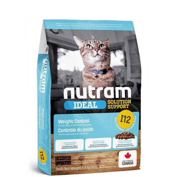 NUTRAM Ideal Weight Control Cat 5,4kg