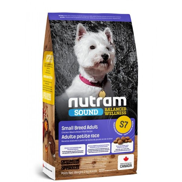 NUTRAM Sound Adult small breed 2kg