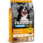NUTRAM Sound Puppy large breed 11,4kg