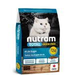 NUTRAM Total Grain Free Salmon Trout Cat 1,13kg