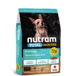 NUTRAM Total GrainFree Salmon, Trout Small Breed 5,4kg