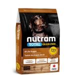 NUTRAM Total GrainFree Turkey, Chicken, Duck Small Breed 5,4kg