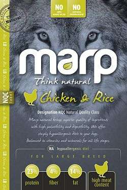 Marp natural chicken