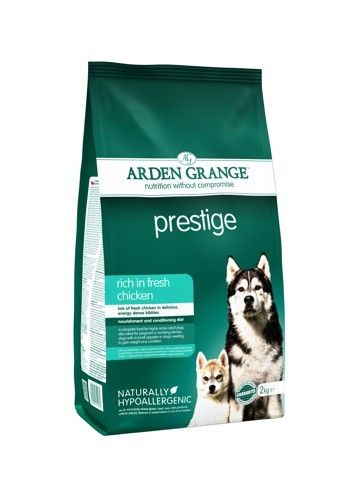 Arden Grange - Prestige: rich in fresh chicken 12 kg