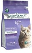 Arden Grange - Adult Cat: light chicken & potato - grain free 400g