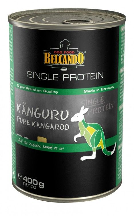 Belcando Single protein Kangaroo 400 g
