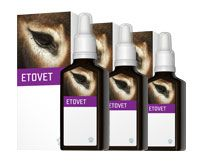 Energy ETOVET 3 sety - 90 ml