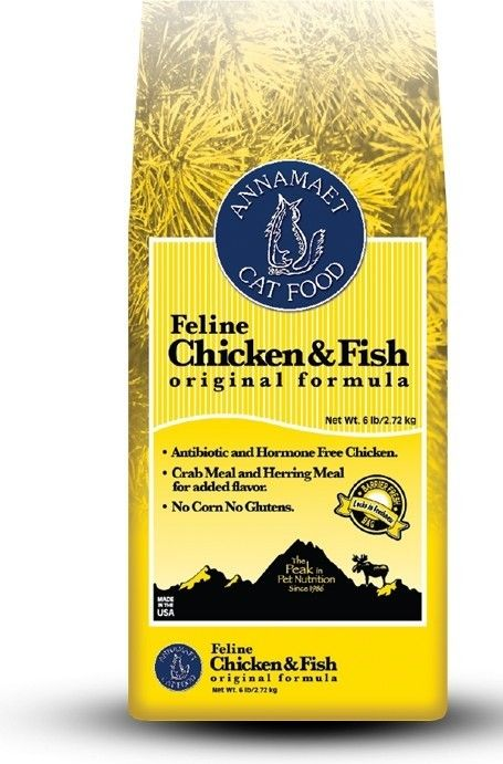 Annamaet Feline Chicken & Fish