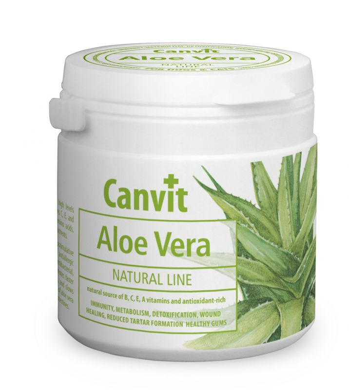 Canvit Natural Line Aloe Vera 40g
