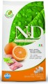 N&D Grain Free DOG Adult Mini Fish & Orange
