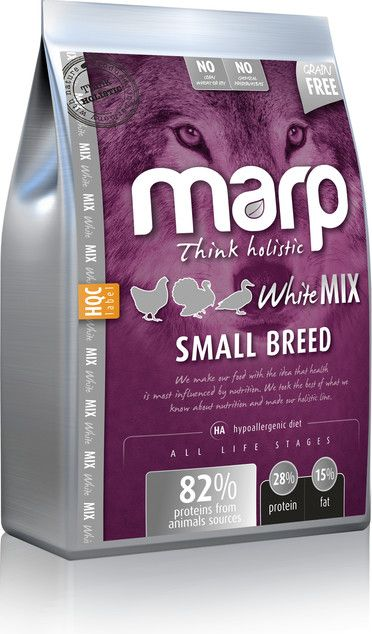 Marp Holistic White Mix Small Breed - 12kg