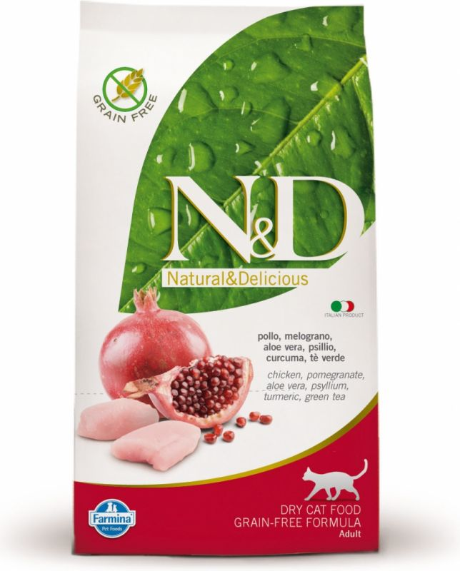 N&D PRIME Cat Adult Chicken & Pomegranate