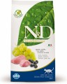 N&D Grain Free Cat Adult Lamb & Blueberry 5 kg