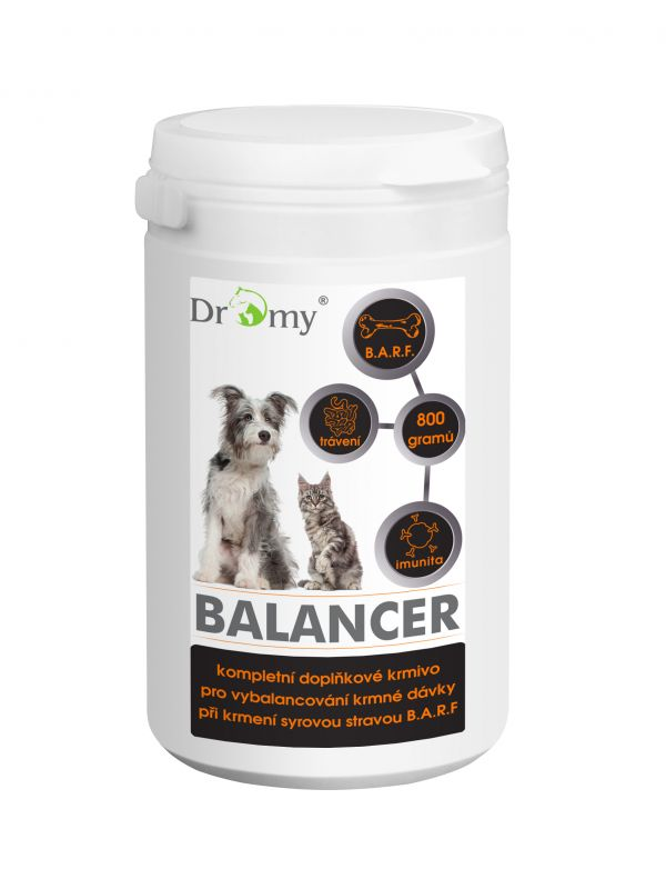 DromyVet Balancer BARF 8in1 - 400 tablet