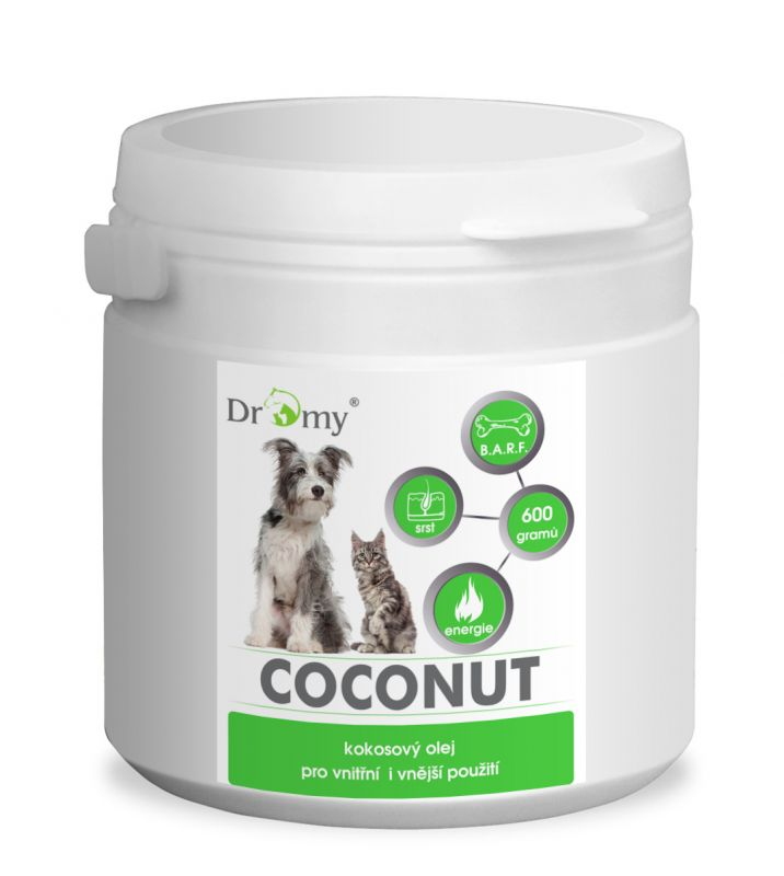 DromyVet Coconut oil 500 g